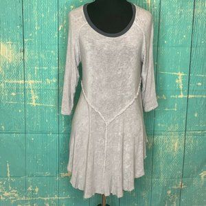 Intimately by Free People Women Gray Tunic
